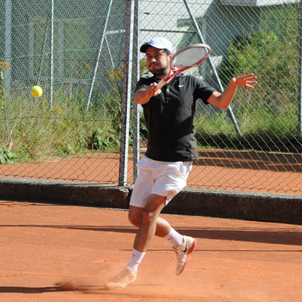 Thomas Leist - Tennisclub Hungerburg, Innsbruck, Tirol